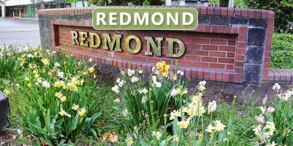 Redmond WA community information
