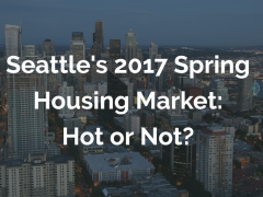 How Strong Is the 2017 Seattle Area Spring Housing Market?